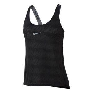 NWT Nike Dry Elastika Jacquard Tank Top Small